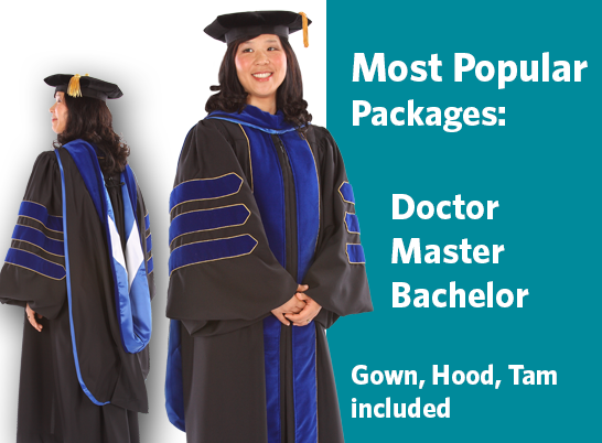 Academic Regalia | College Graduation Attire