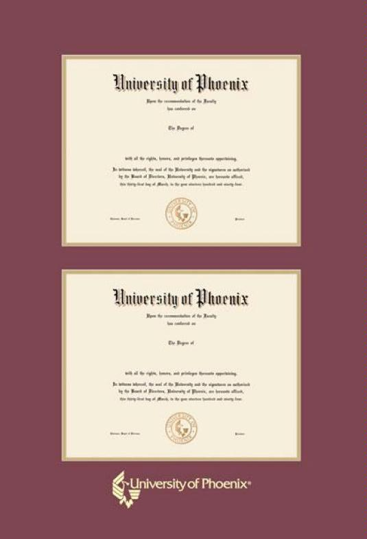 Custom Diploma Frames & Certificate Frames - Framing Success: UOP ...