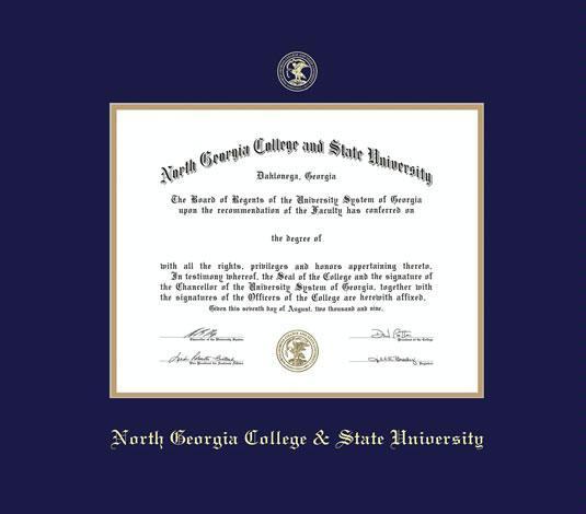 Custom Diploma Frames & Certificate Frames - Framing Success: North ...