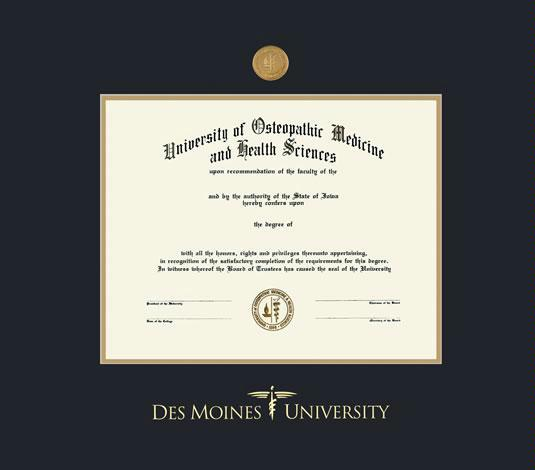 Custom Diploma Frames & Certificate Frames - Framing Success: Des ...