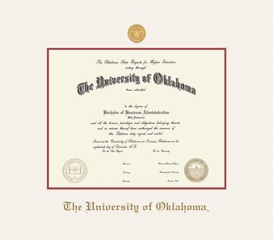 custom diploma frames certificate frames framing success u  university of oklahoma diploma doc jd frame medallion and cream and red double mat and gold embossing approximate frame size 21 x 24 inches
