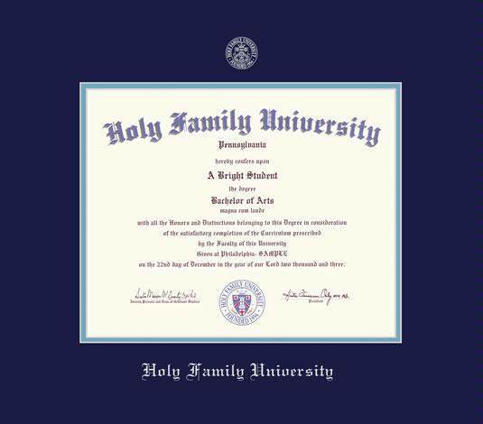 Custom Diploma Frames & Certificate Frames - Framing Success: Holy ...