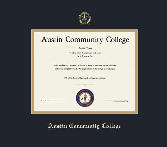 Custom Diploma Frames & Certificate Frames - Framing Success: Austin ...