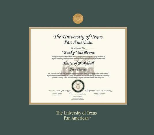 Custom Diploma Frames & Certificate Frames - Framing Success: The U ...