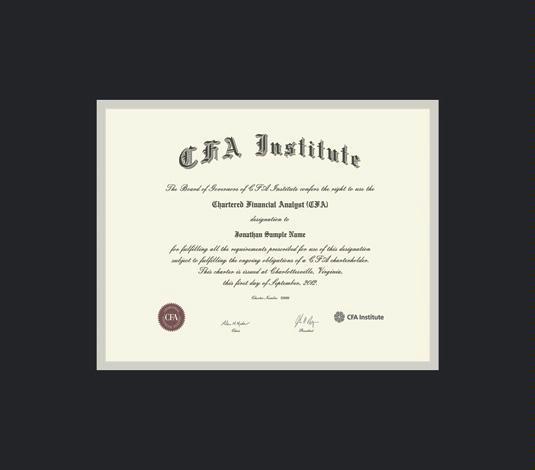 custom diploma frames certificate frames framing success cfa
