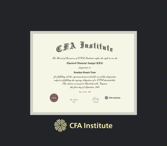 Custom Diploma Frames & Certificate Frames - Framing Success: CFA ...