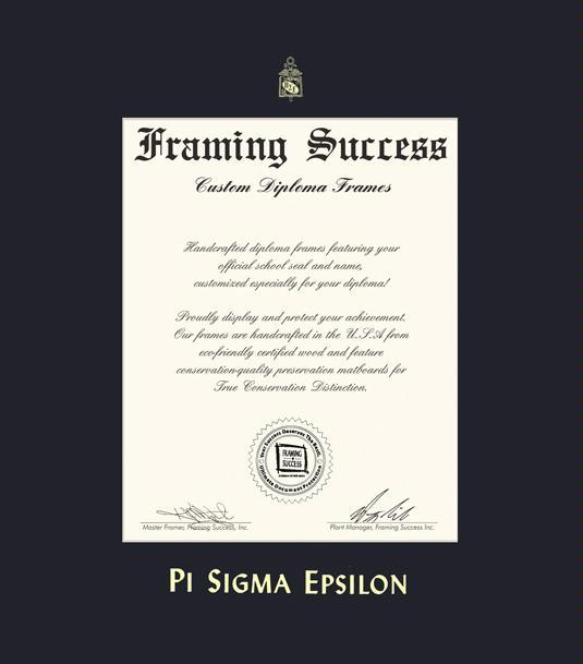 Custom Diploma Frames Certificate Frames Framing Success Pi