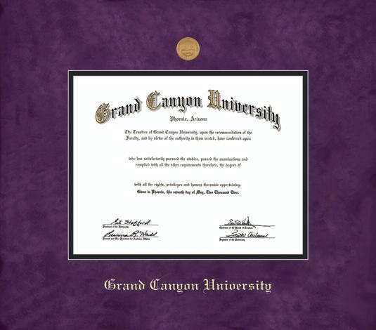 Custom Diploma Frames Certificate Frames Framing Success Gcu Ba