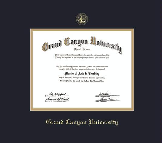 Custom Diploma Frames & Certificate Frames - Framing Success: Grand ...