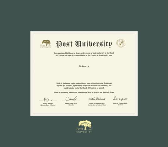 Custom Diploma Frames & Certificate Frames - Framing Success: Post ...
