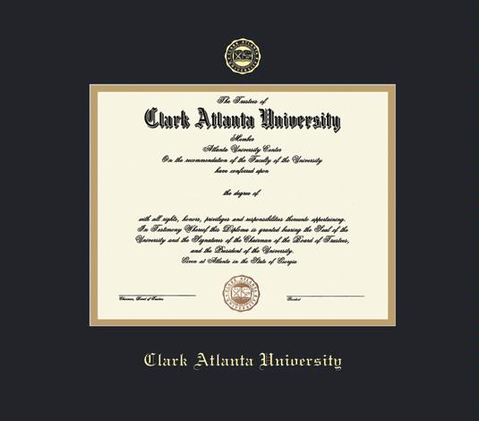 Custom Diploma Frames & Certificate Frames - Framing Success: Clark ...