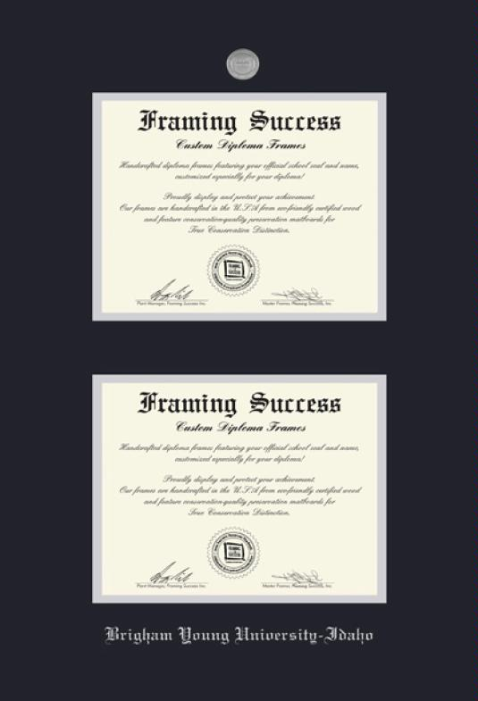 Custom Diploma Frames Certificate Frames Framing Success Byu