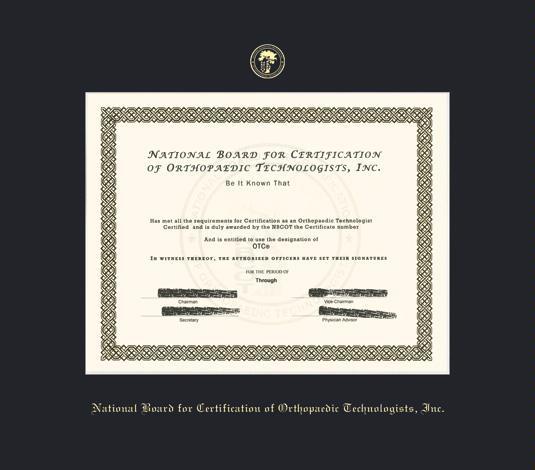 Custom Diploma Frames & Certificate Frames - Framing Success: Nat\'l ...