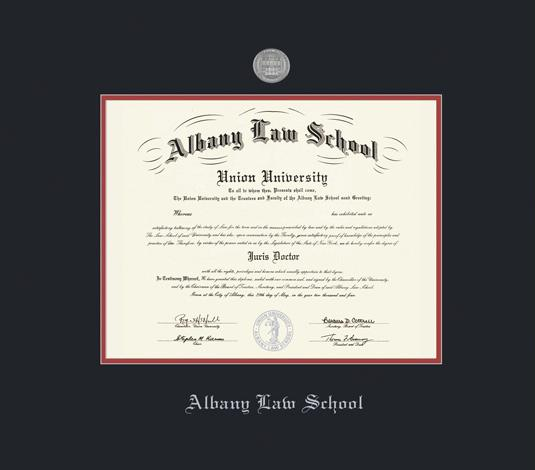 Custom Diploma Frames & Certificate Frames - Framing Success: Albany ...