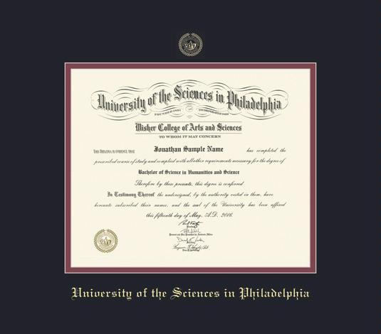 Custom Diploma Frames & Certificate Frames - Framing Success: U of ...