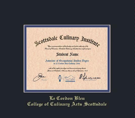 Culinary Arts Certificateconfession