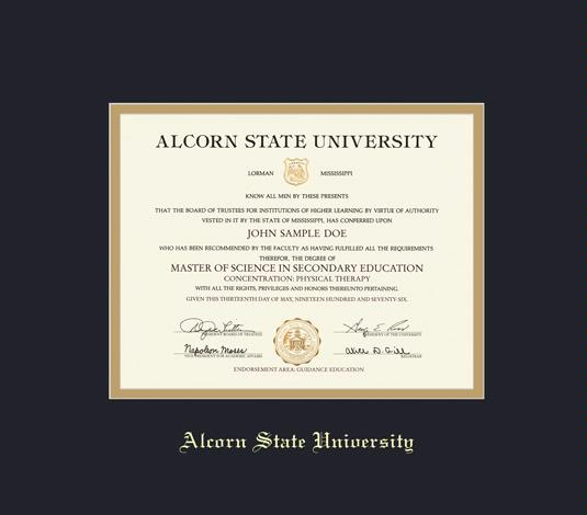 Custom Diploma Frames Amp Certificate Frames Framing Success