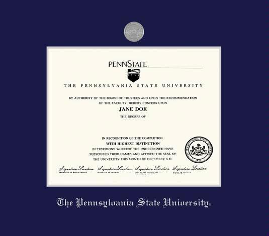 Custom Diploma Frames & Certificate Frames