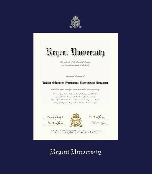 Phd degree frame