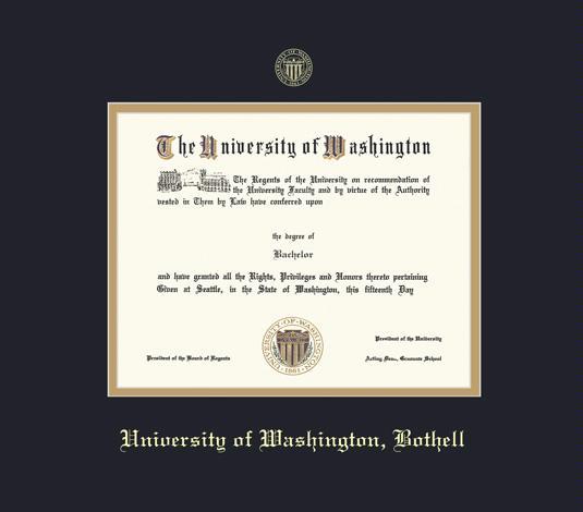 washington certificate diploma university bothell