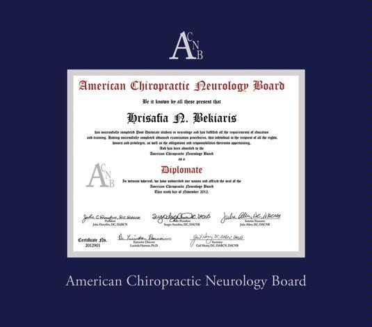 Custom Diploma Frames Amp Certificate Frames Framing Success American Chiropractic Neurology